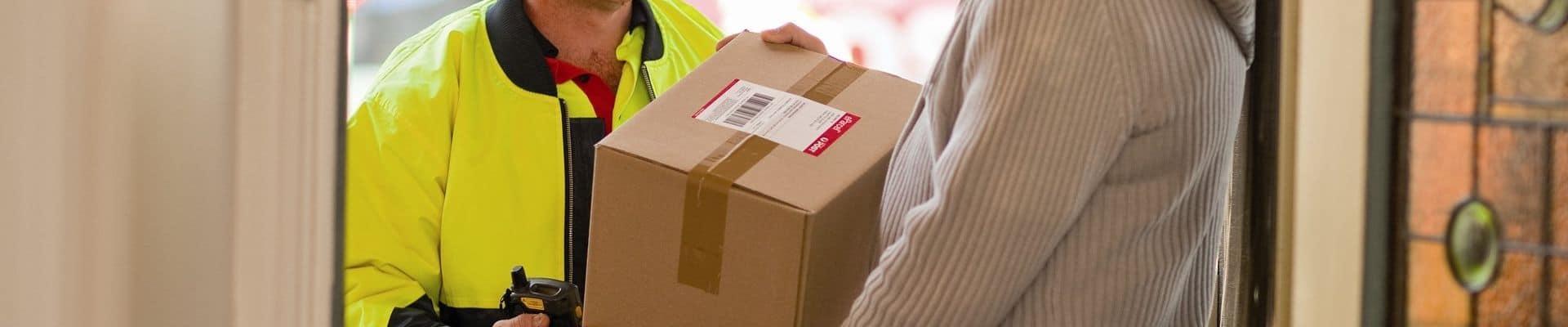 PriPost - Pakketten ontvangen